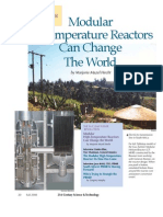 High Temperature Reactor