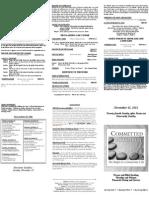 Bulletin - 20121111