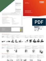 Foba Product Overview en Przeglad Oferty