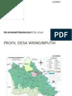 Profil Desa Wringinputih