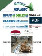 Roplasto english presentation of the 7001 profile