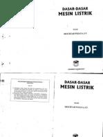 Buku Dasar Mesin Listrik_muchtar