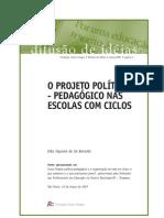 Projeto Politico Pedagogico Nas Escolas Com Ciclos