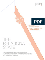 The Relational State