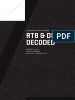 RTB and DSP Decoded - Real-Time Bidding and Demand Side Platforms Decoded