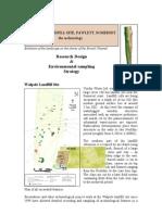 Environmental Assessment Strategy