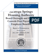 Saratoga Springs Housing