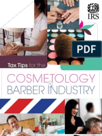 IRS Cosmetology Brochure
