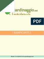 I RAMPICANTI 2
