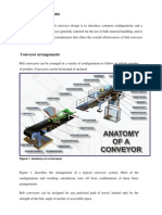 Belt Conveyor Design