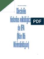 DiesiseisHistoriasmticasdeODUIFA