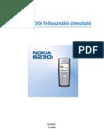 Nokia 6230i UG Hu