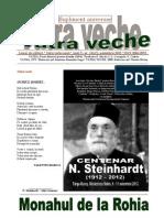 Vatra Veche Supliment Steinhardt