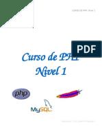 Curso PHP Nivel1