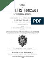 Vida de San Luis Gonzaga