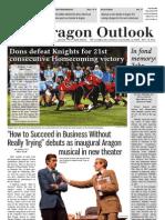 November 2012 - The Aragon Outlook