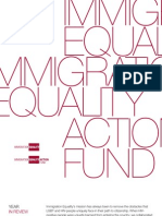 Immigration Equality 2011 Annual Report