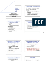 Fases de Un Compilador