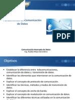 Conceptos Básicos de Comunicación de Datos