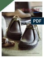 Footprints Katalog En