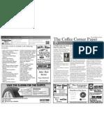 november 2012 coffee corner paper