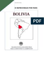 Bolivia Salud