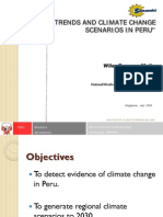 3-02)CLIMATE CHANGE Trends and Scenarios in PERU (Wilar Gamarra Molina SENAMHI)[1]
