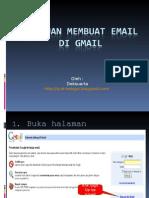 Panduan Membuat Email
