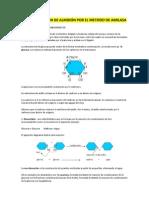 Caracterizacion de Almidon Por El Metodo de Amilasa