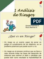 Exposicion Analisis de Riesgos