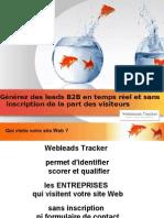 Présentation Webleads Entreprise