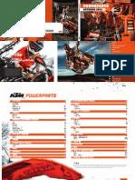 2013 KTM Power Parts Catalog