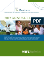 IFC SBA 2012 Annual Review
