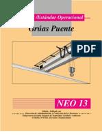 Operacion Gruas Puente