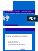 Introduction a La Logistique