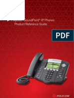 Polycom SoundPointIP Reference Guide-07-2009