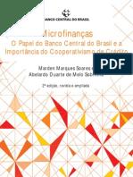 Livro_microfinancas_o Papel Do BC e a Importancia Das Cooperativa de Credito