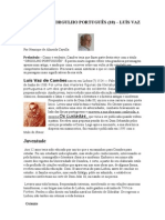 Crónica Nº 77 - Orgulho português(10)-Luis Vaz de Camões