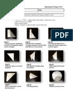Geometry Project 10.7