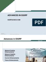 EIGRP Advances