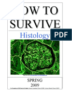 08 How to Survive- Structure- Histology (2008-2009)