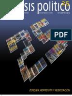 Revista Análisis Político N°76