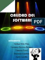 Unidad # 10 Calidad Del Software