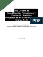 Guia Gral Id,For y Ev.pip a Nivel Perfil