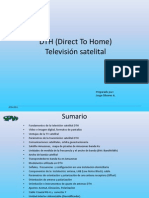Direct to home, television satelital