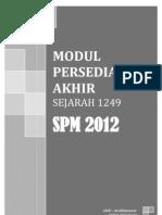 Modul Akhir Spm 2012