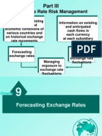 Forecasting Exchange Rates 1