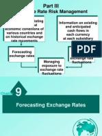 Forecasting Exchange Rates 1