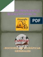 TALLER DE ORTOGRAFÍA Y REDACCIÓN BÁSICAS