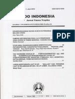 Studi Awal keanekaragaman Herpetofauna Petungkriyono Dieng
